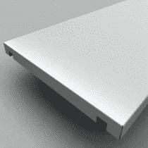 Bruynzeel shelf Type Sysco® - Length 1000mm