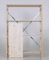 Wooden shelf Eurorek® - Different dimensions
