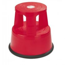 Step stool - 41cm for working in a depot